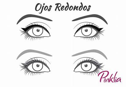 Ojos Redondos Delineado Delinear Ojo Favorecer Tus
