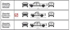 2006 chevy silverado bed dimensions auto parts diagrams