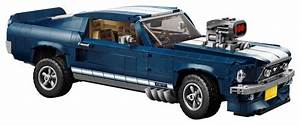 Just Revealed – LEGO Creator Ford Mustang Set 10265