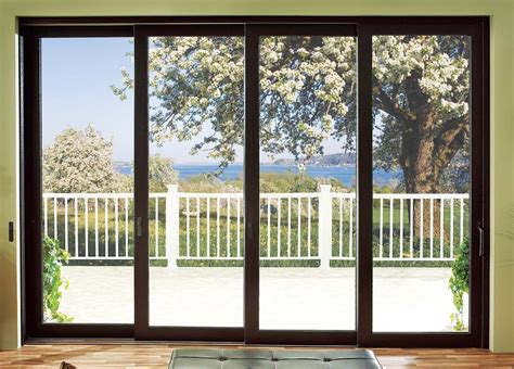 Kolbe's Terraspan Lift & Slide Doors