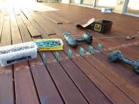 culburra hemp house decks finished