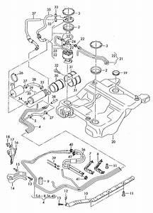 2004 Audi Rs6 Bracket For Fuel Pump  Fuel Pump Bracket