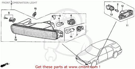 2014 honda accord light bulbs chart autos post