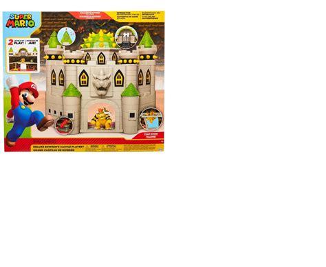 Nintendo Bowser's Castle Playset