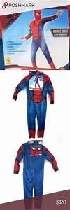 Nwt, Marvel, Spiderman, Boys, Costume, Size, 8