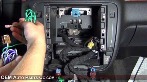 gm factory gps navigation radio upgrade