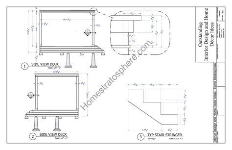 Free Deck Plan With Pergola (download Full Pdf Blueprint
