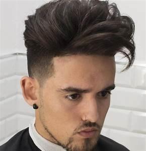 Coupe Homme Moderne : coupe de cheveux rat e homme ~ Melissatoandfro.com Idées de Décoration