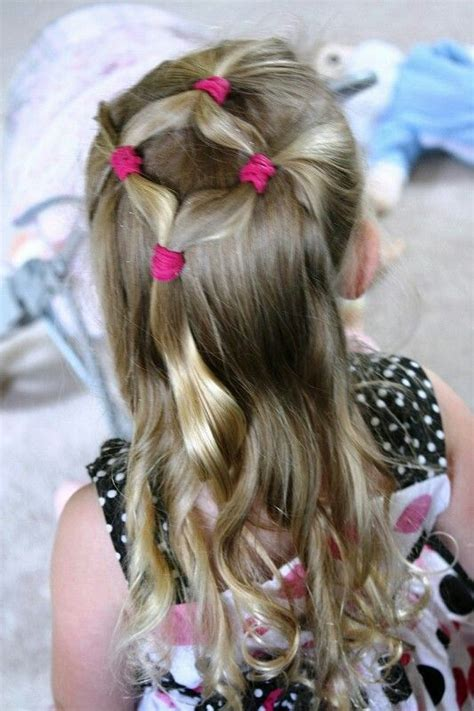 Pin by Heather Gossett on Hair tips Girly hairstyles