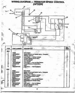 Taylor Dunn B2 Wiring Diagram