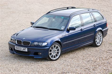 2004 Bmw 3 Series Touring (e46)  Pictures, Information