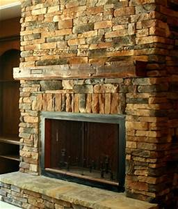 reclaimed wood fireplace mantel log mantels rustic With barn wood mantles
