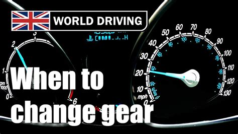 How To Drive Stick Shift Like A Pro by When To Change Gear In A Manual Stick Shift Car Changing