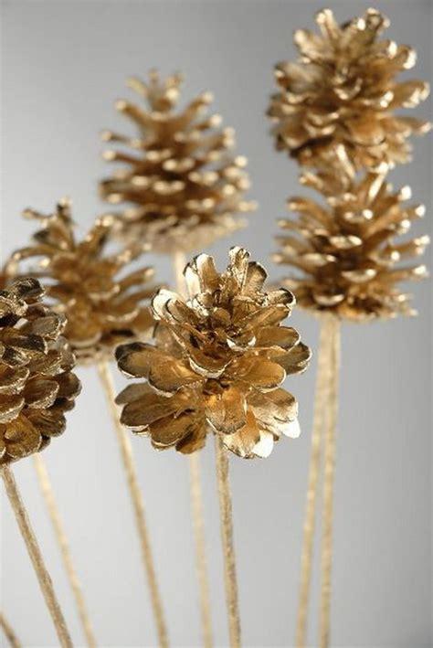 pine cone ideas 30 festive diy pine cone decorating ideas hative