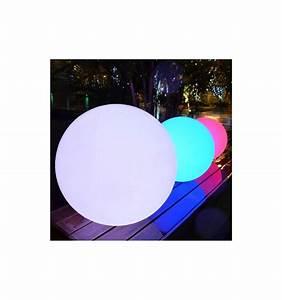 Boule De Lumiere : boule de lumi re waterproof led 35cm ~ Teatrodelosmanantiales.com Idées de Décoration