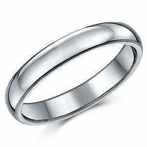 titanium solitaire engagement wedding ring set With wedding rings titanium