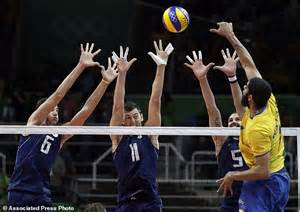 US men's volleyball win Olympic bronze against defending ...
