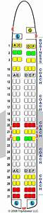 Delta Flight Seating Chart Seatguru Seat Map Airtran Boeing 717 200 717 Seatguru