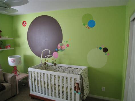 hannahs luscious lime project nursery
