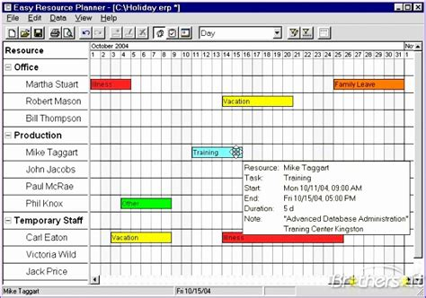 resource allocation template excel exceltemplates
