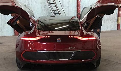 fisker emotion electric car range price specs
