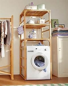Regal Für Waschmaschine : haushaltshelfer f r sauberkeit und ordnung bei tchibo ideen f rs haus pinterest regal ~ Markanthonyermac.com Haus und Dekorationen