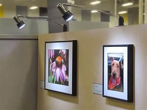 Product Display Lighting  Picture Lighting  Artwork