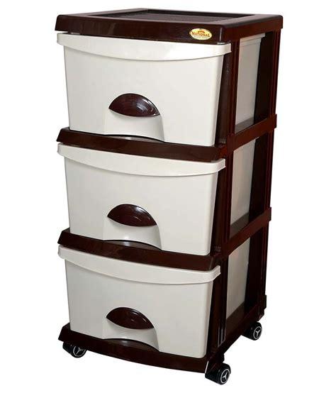 plastic storage cabinets india multi purpose storage cabinet with 3 drawers buy multi