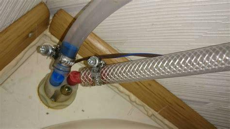 wasserhahn anschluss undicht sanitaer und wasser