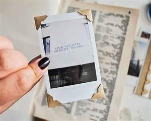 Album Photo Polaroid : great diy photo album ideas diy photo album ~ Teatrodelosmanantiales.com Idées de Décoration