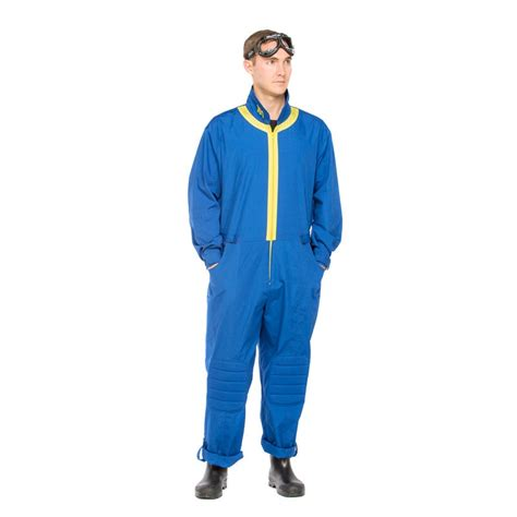 vault 101 jumpsuit costume for fallout 3 fans vault 101 jumpsuit