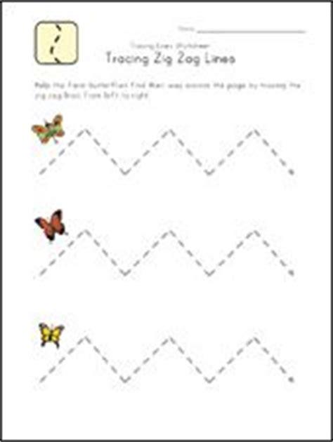 tracing practice images preschool worksheets