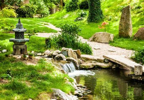 Kleine Sitzplätze Im Garten by Asiatischen Garten Anlegen Obi Erkl 228 Rt Wie Es Geht