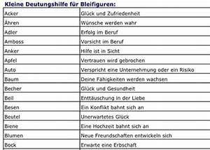 Symbole Und Ihre Bedeutung Liste : bleifiguren deuten pdf lexikon f rs bleigie en download chip ~ Whattoseeinmadrid.com Haus und Dekorationen