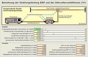 Eirp Berechnen : dipol antenne elektronik ~ Themetempest.com Abrechnung