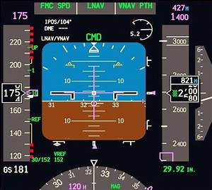 Primary flight display - Wikipedia