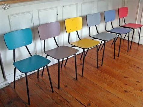 chaises formica 25 best ideas about chaise formica on table