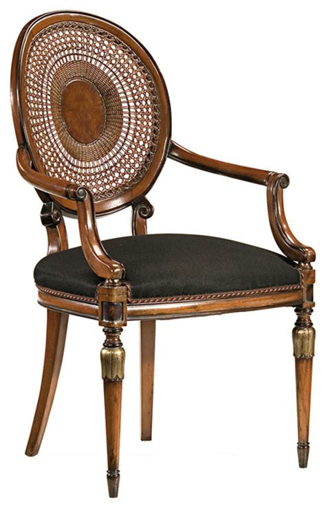 louis xvi style armchair traditional dining chairs
