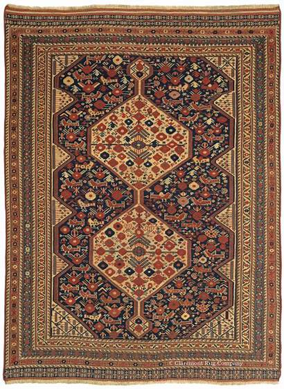 Arab Khamseh Antique Rug Carpet Persian Tribal