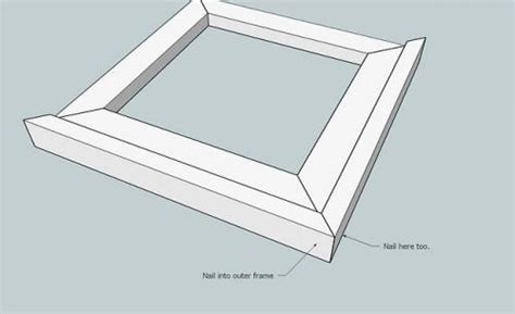 wood picture frame instructions  woodworking