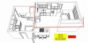 Need Plumbing Diagram For Kitchen Sink  U0026 Dw  U0026 Peninsula
