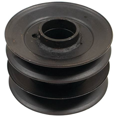 275-040 Double Spindle Pulley