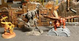Hungry Ghosts Chaos Squats of Khorne: Ancient Creatures of Chaos: Demons of the 1980s: Zygor ...