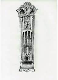 grandfather clock tattoo - Google Search | Art/ Tattoos ...