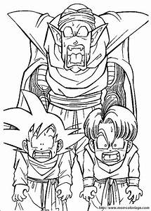 Free trunks y goten coloring pages