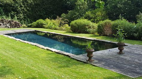 couloir de nage design vieux bassin en normandie