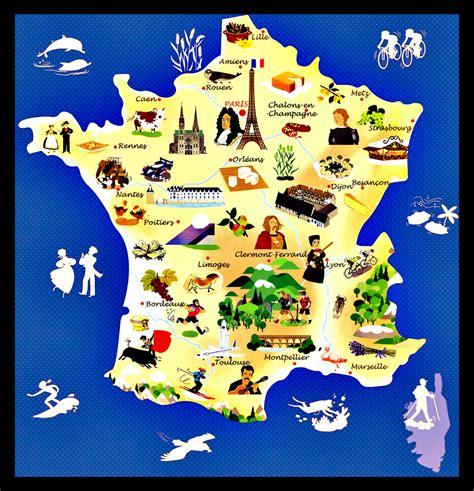 Carte Avec Monuments Historiques by Infos Sur 187 Carte De Avec Les Monuments 187 Vacances