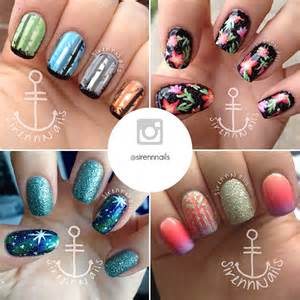 The best nail artists on instagram nailasaurus uk art