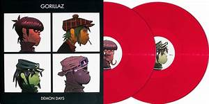 Gorillaz  U0026 39 Demon Days U0026 39   U2014 Vinyl Me  Please