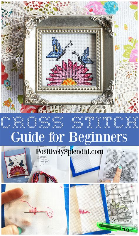 helpful cross stitch tips  beginners  helpful